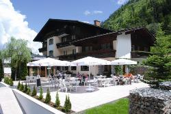 Das first mountain Hotel in Kaprun - ideal direkt an der Gletscherbahn gelegen
